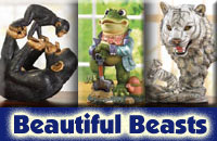 Animals Statues and Collectibles