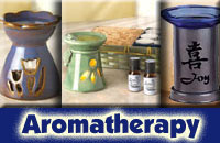 Aromatherapy Oils, Diffusers, Kits