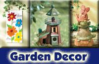 Garden and Lawn Decor
