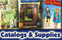 Wholesale Catalogs and Supplies